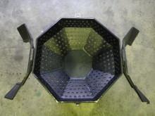 サンドブラスト用具 内面ゴムライニング