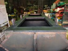 超特大バレル研磨機ゴムライニング1